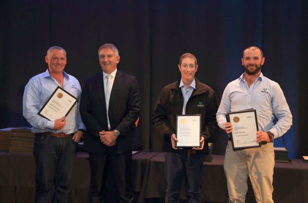 Forestry Awards success