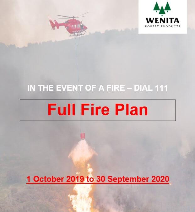Fire season underway