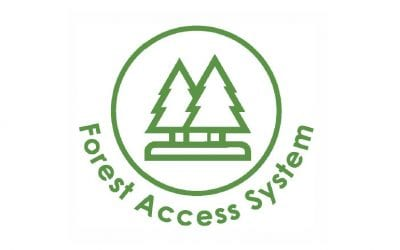 Forest access reminder